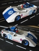 1:24 Toyota 7 Can Am aus GFK